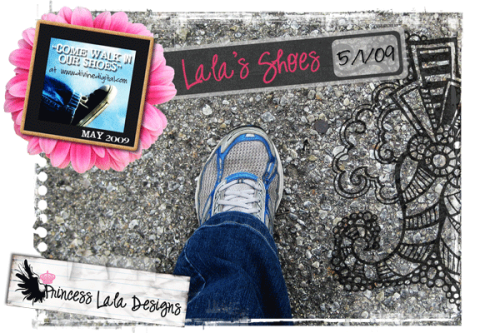 Lala's Shoes- May 1st